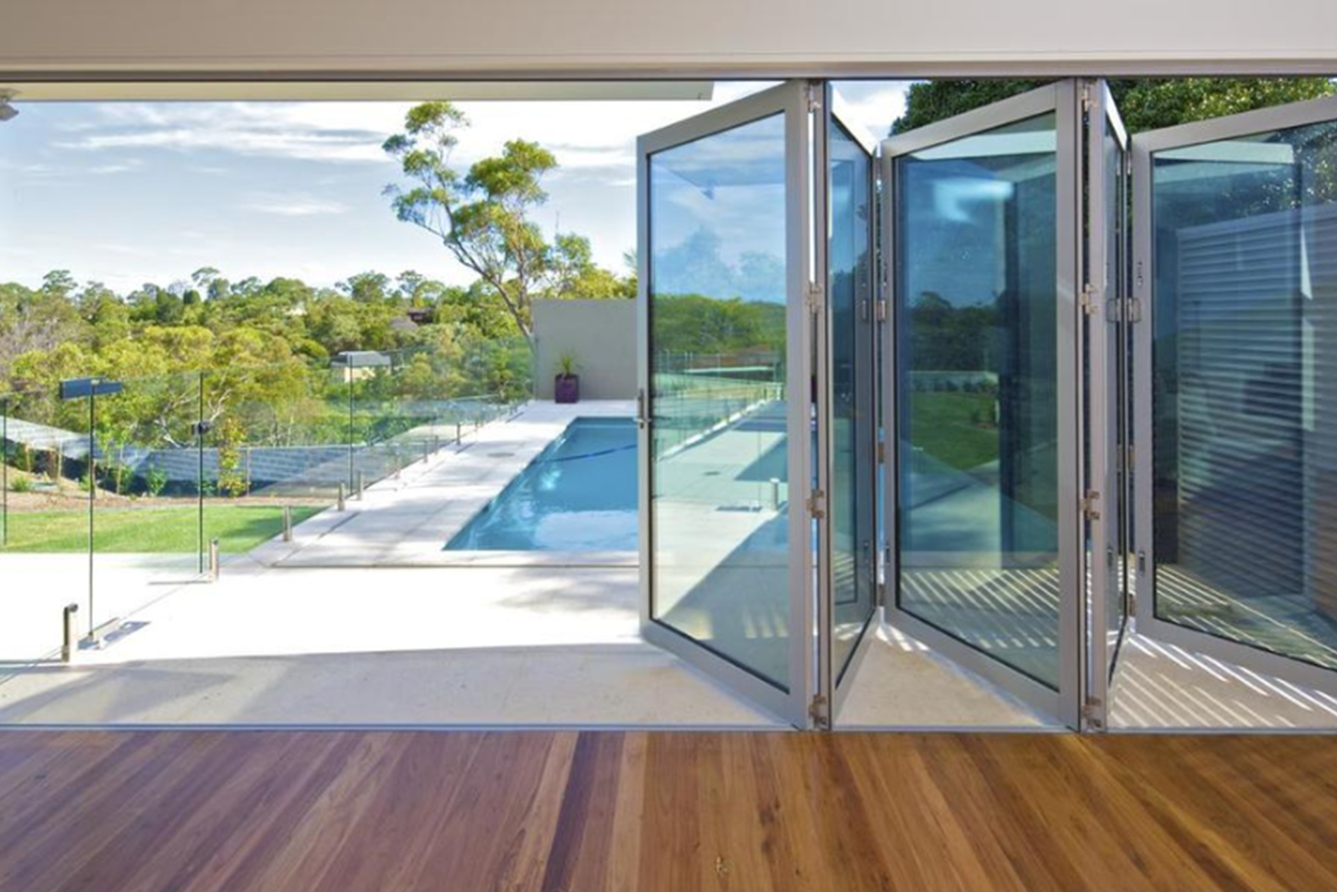 Hawkesbury Multi-Fold Door
